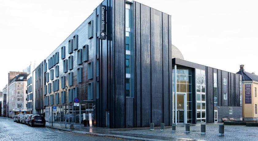 Best time to travel Trondheim Comfort Hotel Trondheim