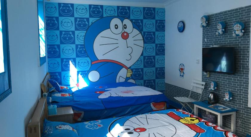 Lijiang Doraemon Courtyard Guest House Republik Rakyat Tiongkok