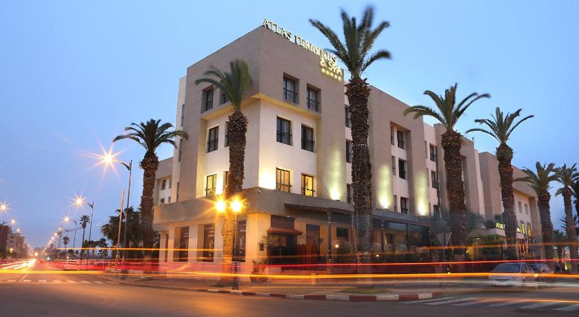Best time to travel Oujda Atlas Terminus & Spa