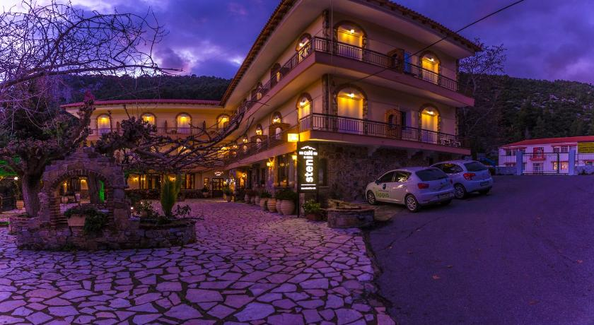 Best time to travel Euboea Hotel Steni