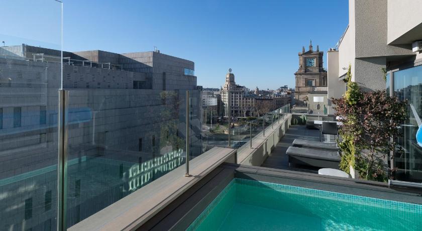 Catalonia Square 4* Sup - Barcelona