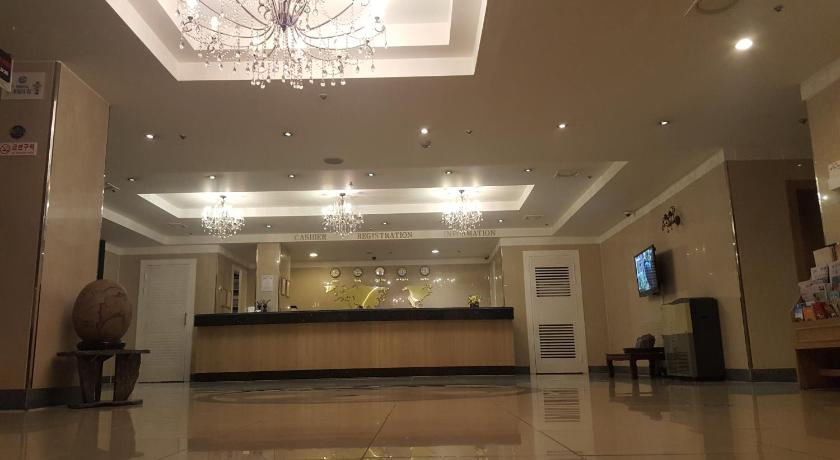Best time to travel Changwon Changwon Olympic Hotel