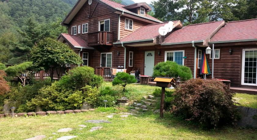 Best time to travel South Korea Fairy tale Pension