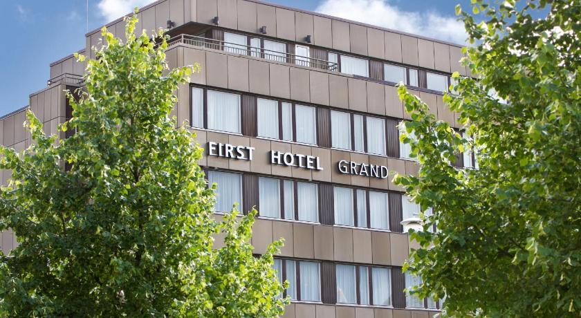 First Hotel Grand Falun Hinnat Valokuvia Arvosteluja Osoite Ruotsi