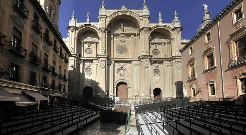Granaxperience Atico Catedral Con Terraza Y Wifi Apartment