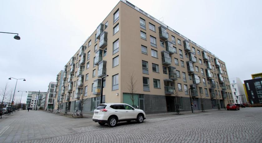 Cozy And Stylish Studio Apartment In Jatkasaari Helsinki Id 7465