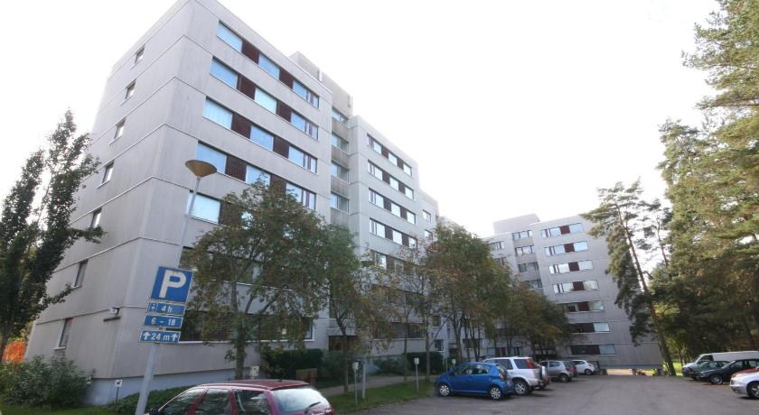 One bedroom apartment in Espoo, Ylakartanonkuja 2 (ID 7772)