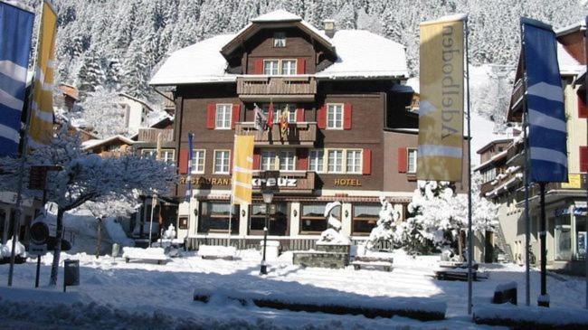 Best time to travel Switzerland Hotel Kreuz