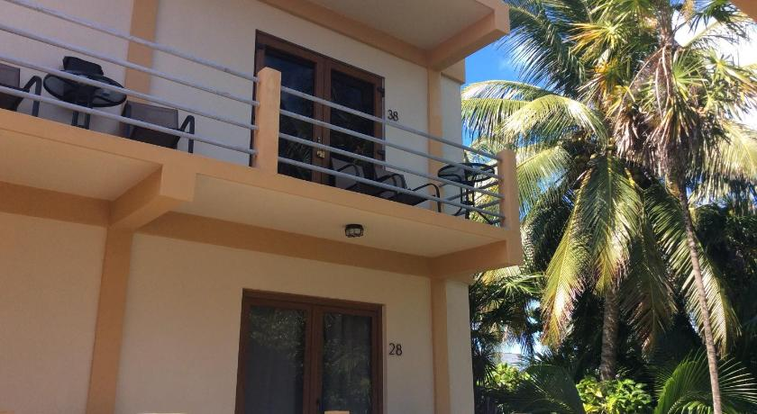 Двухместный номер с основными удобствами и 1 кроватью Ocean Front Condos The Club at Caye Caulker