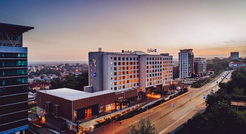 Best time to travel Nairobi Radisson Blu Hotel Nairobi