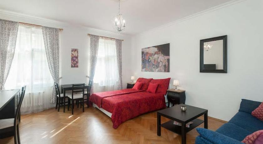Charming apartment few steps to Wenceslas Square