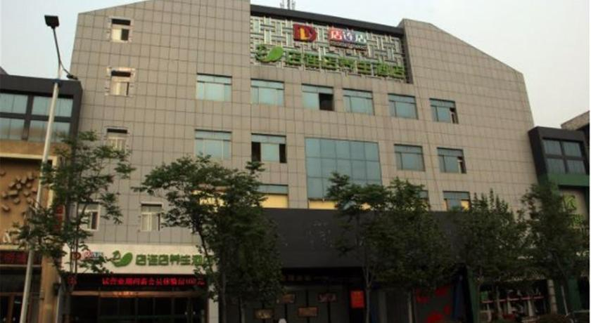 Best time to travel China Jining Dian Lian Dian Health Hotel