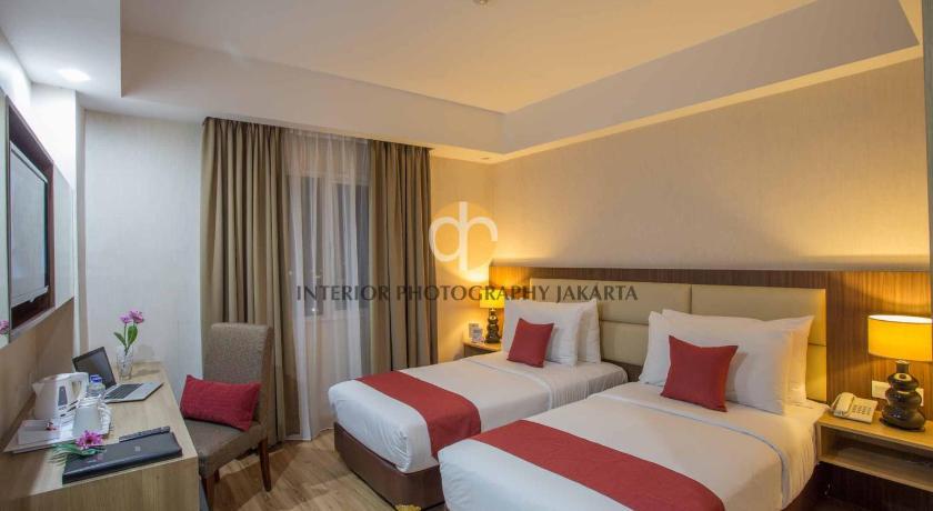 Orchardz Hotel Bandara Jl Husein Sastranegara No 8 Tangerang