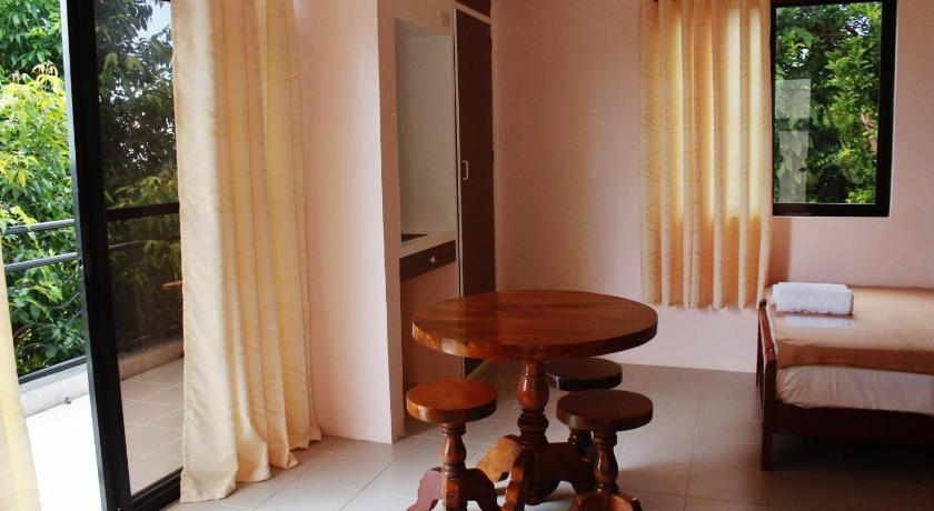 Double Room with Mountain View Vidas Mountain Stay-Bohol