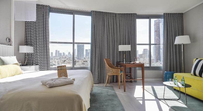 Best time to travel Tel Aviv Melody Hotel - an Atlas Boutique Hotel
