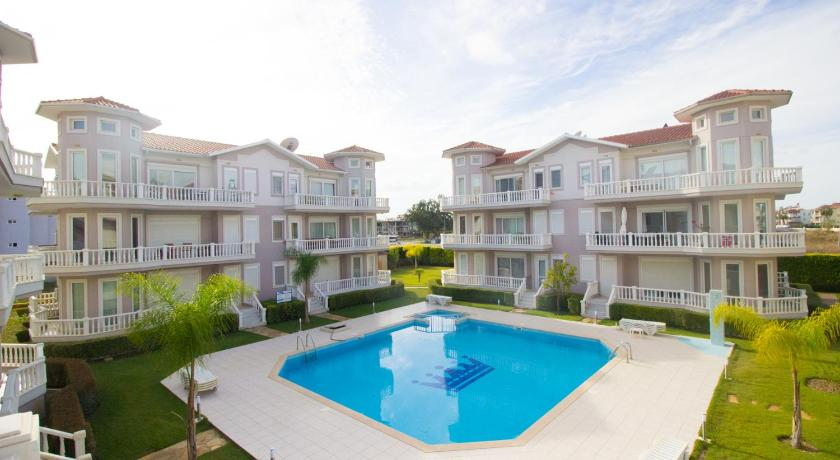 Best time to travel Belek Olympias Court Residence