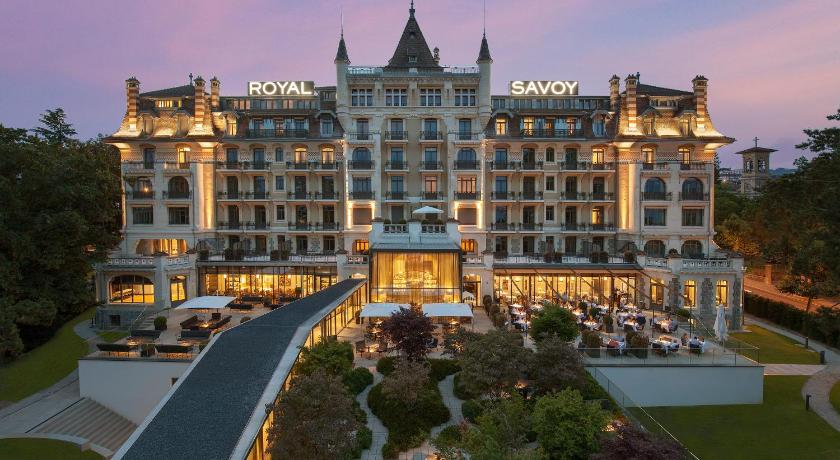 Royal Savoy Hotel & Spa