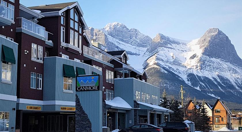 Sunset Resorts Canmore And Spa Formerly Sunset Resorts