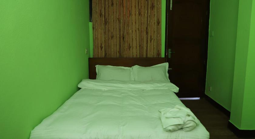 Deluxe Double Room with Shower Thamel Hostel