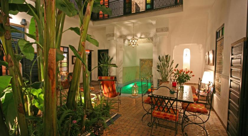 Best time to travel Marrakesh Riad Aloes