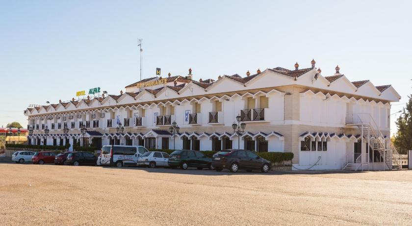 Best time to travel Córdoba Hotel Alfar
