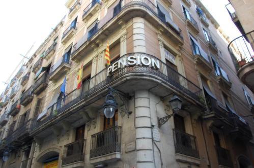 Pensión Segre - Barcelona