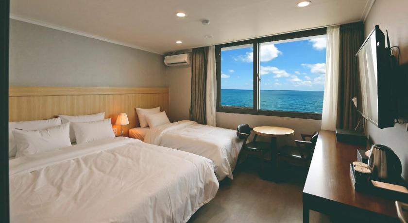 海邊住宿酒店