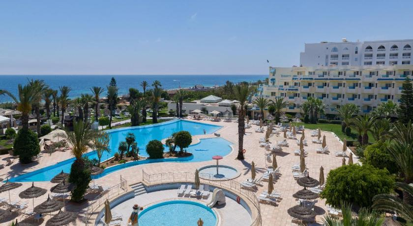 Best time to travel Sousse Lti Bellevue Park - Couples and Families Only