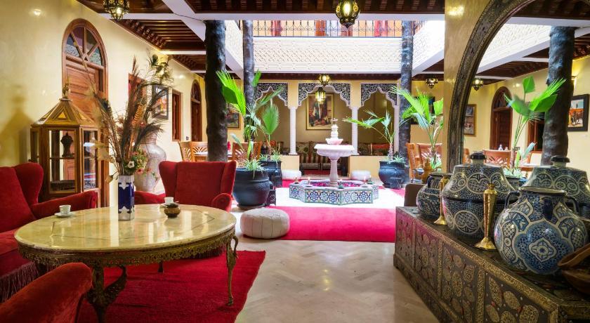 Best time to travel Morocco Riad Hamdane et SPA