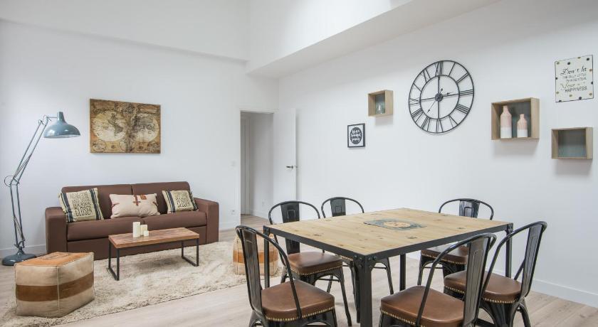L\'Industriel, loft de 2 chambres, Villa Saint Charles, Paris ...