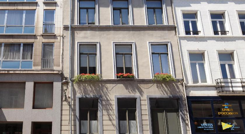 Luxe Duplex Grand Place