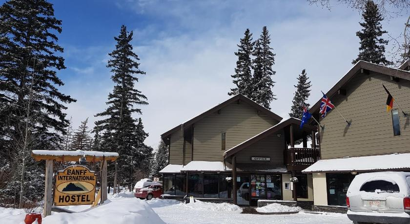 Best time to travel Canada Banff International Hostel