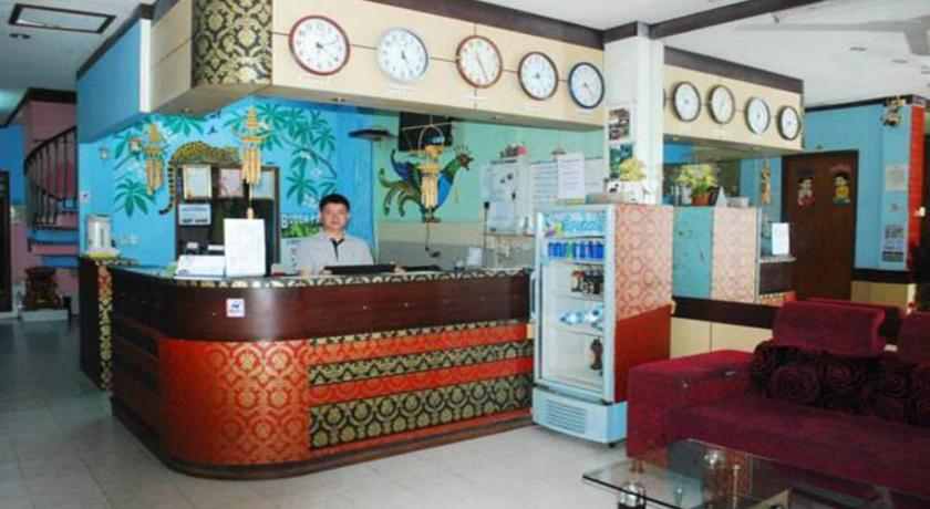 Best time to travel Vientiane Mixay Chitchareune Guesthouse