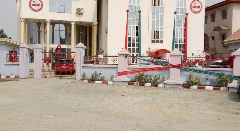 Empire Int'l Hotel Owerri in Nigeria - Room Deals, Photos