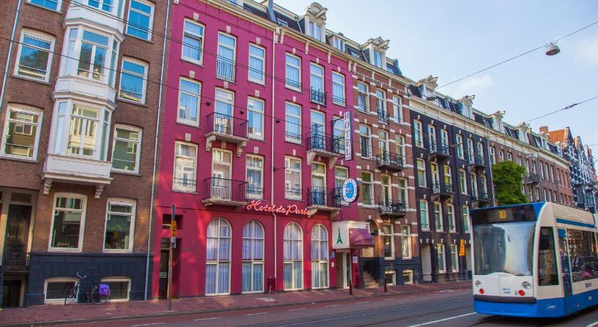 Best time to travel Netherlands Hotel De Paris Amsterdam