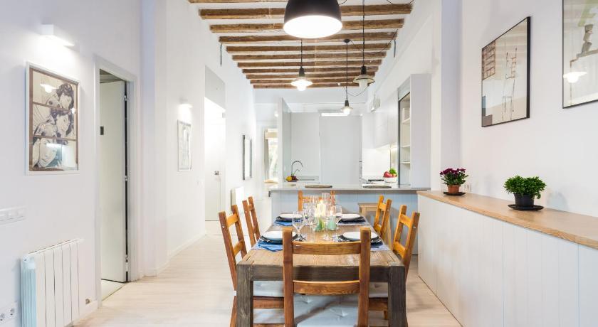 Montaber Apartment - Trafalgar - Barcelona