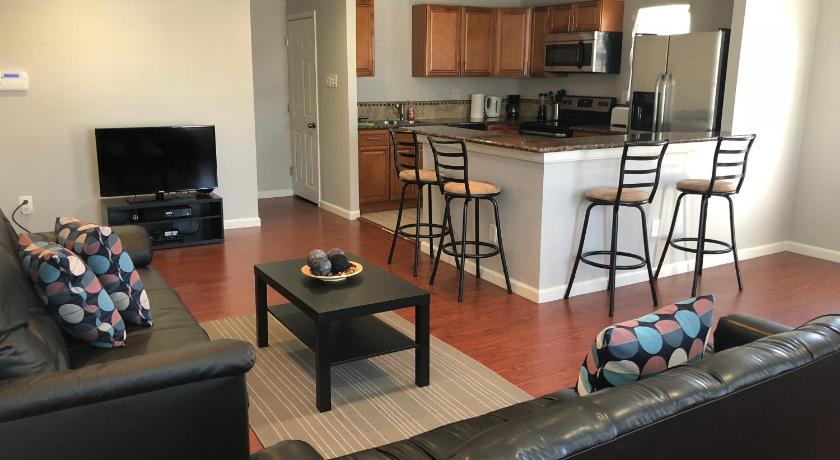 Best time to travel United States Sage Apartment