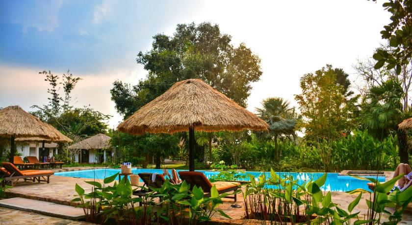 Best time to travel Cambodia Villa Kep Resort