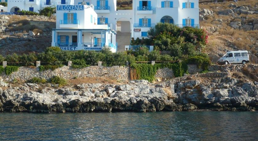 Best time to travel Patmos Hotel Filoxenia