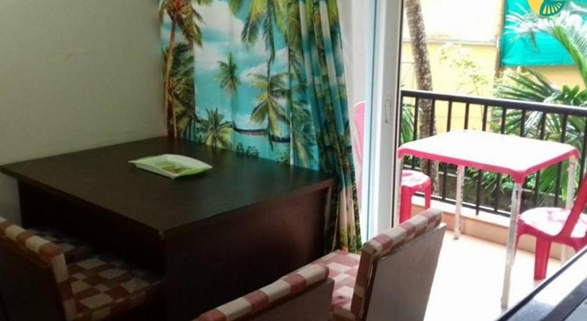 One-Bedroom Apartment Apartment with a pool in Arpora, Goa, by GuestHouser 47094