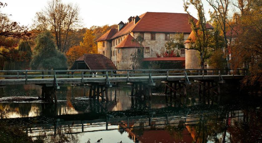 Best time to travel Slovenia Hotel Grad Otočec - Relais Chateaux