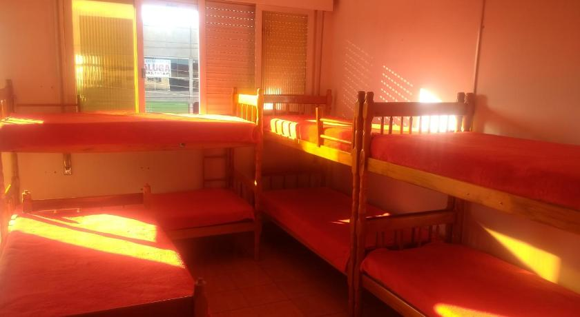 10-Bed Male Dormitory Room