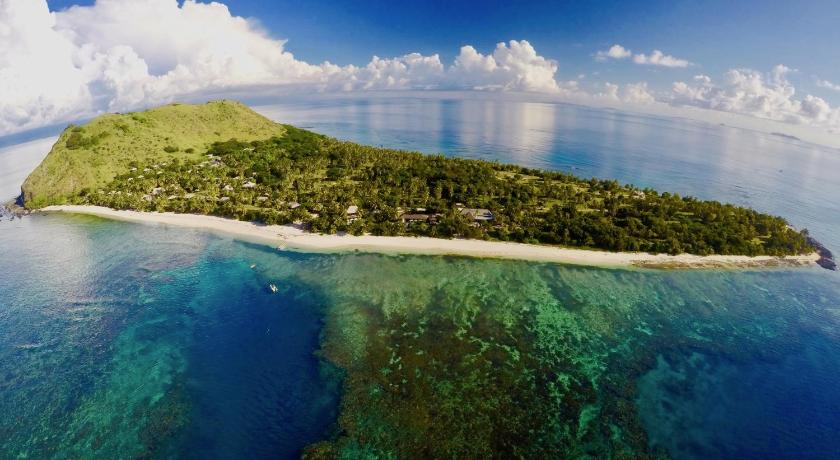 Best time to travel Fiji Vomo Island Resort