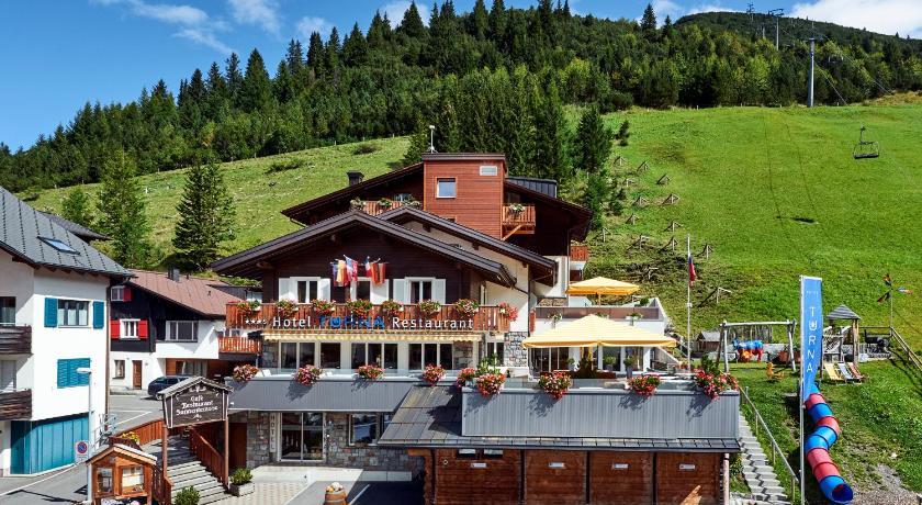 Familien & Sporthotel TURNA Malbun Superior | Triesenberg ...