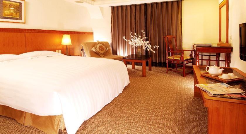 Best time to travel Taiwan Kingshi Hotel Taipei