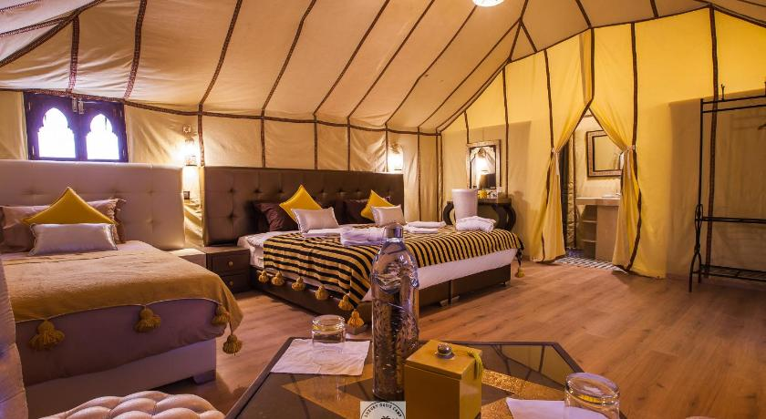 More about Luxury oasis camp