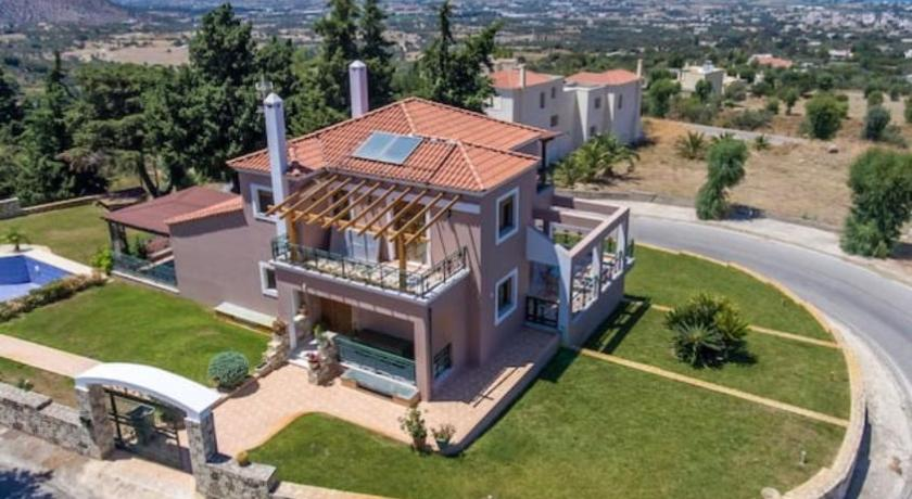 Best time to travel Greece Aphrodite's villa
