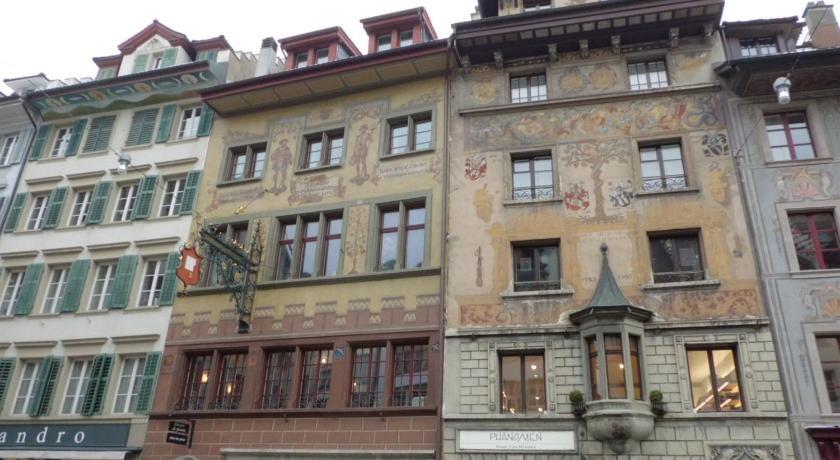 Best time to travel Lucerne Altstadt Hotel Krone Apartments Luzern