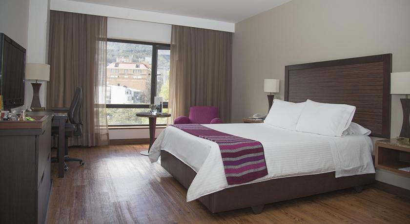 Superior Double Room Hotel Morrison 84 by Sercotel