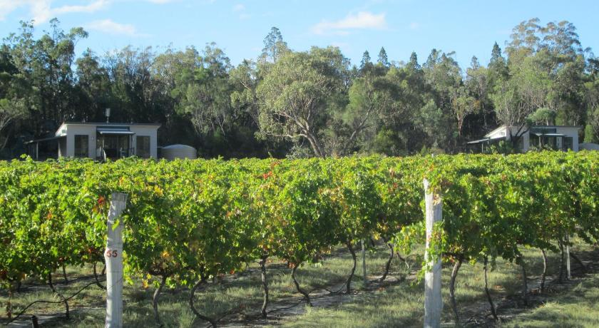 Just Red Wines Cabins